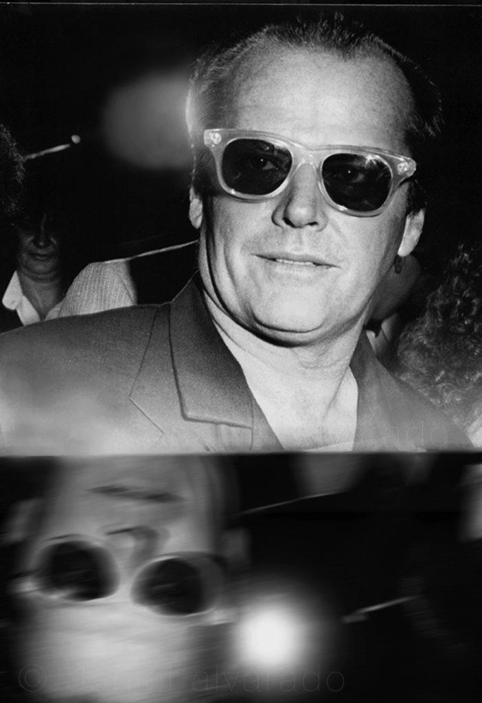 Jack Nicholson #toronto best celebrity art photographer, celebrity style #art decor daniel alvarado art. Best toronto celebrity art photographer