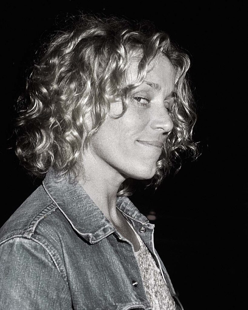 Frances Louise McDormand #celebrity art photography award winning actor Oscars decor art photography Auction photography