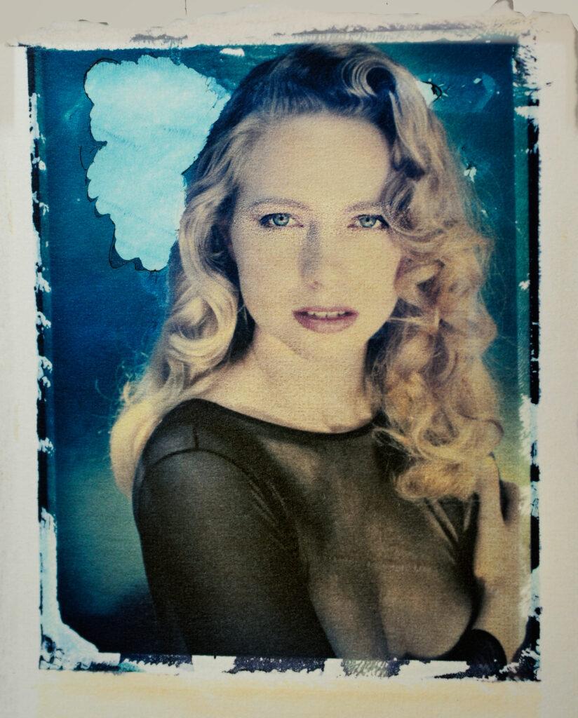 Polaroid #art #photography decor Celebrity fashion photographer